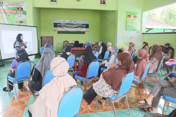 Belajar Digital Marketing, Putri Berdikari Batik Tingkatkan Ekonomi Desa